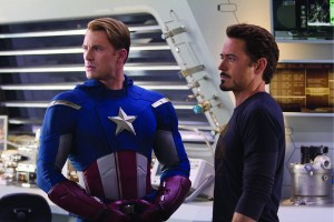 Review Press Screening of the Avengers in 3D