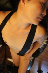 Black suspenders 3